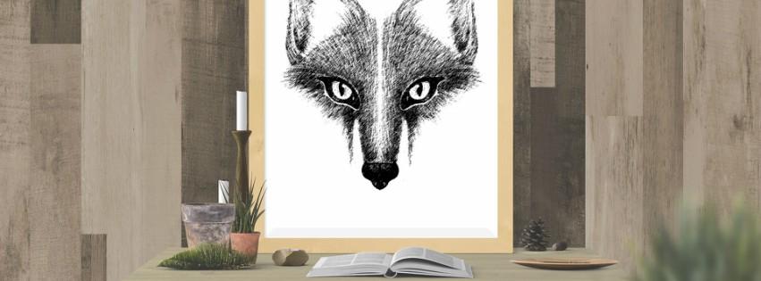 foxy-plakaty