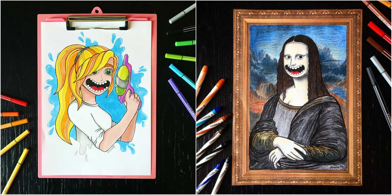 Kasia Bułka Czekała uśmiechnięte portrety