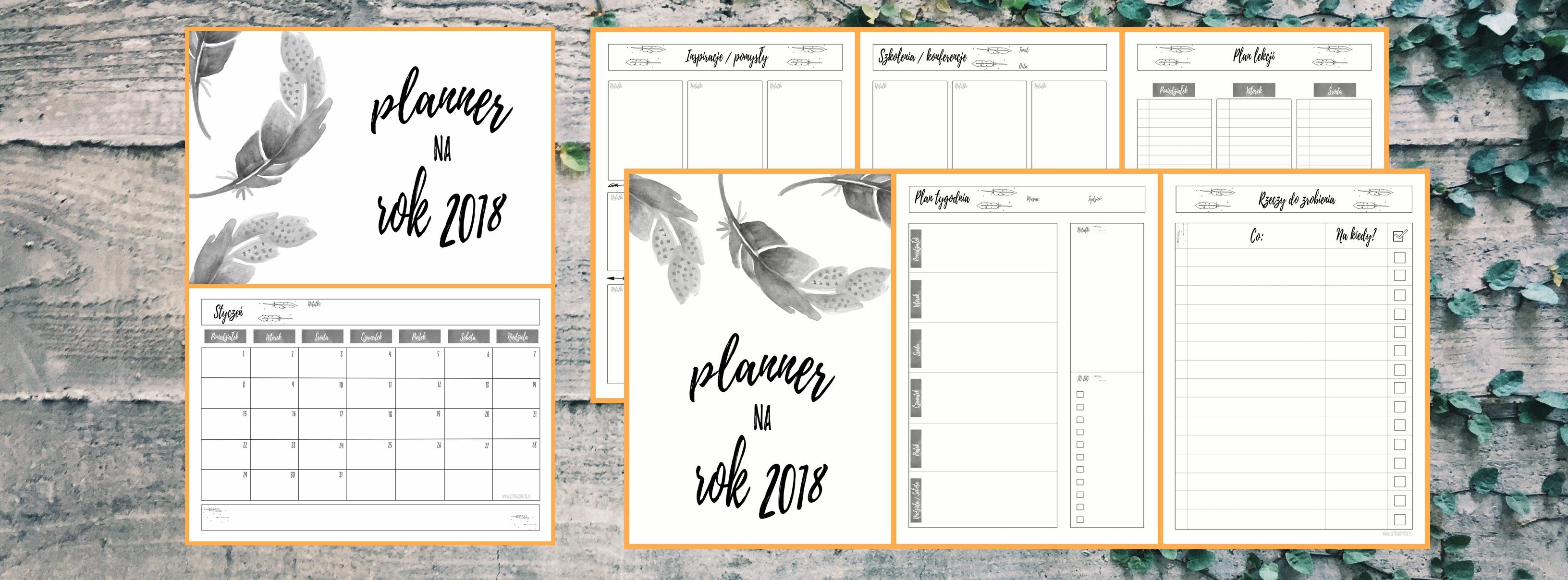 planner-2018