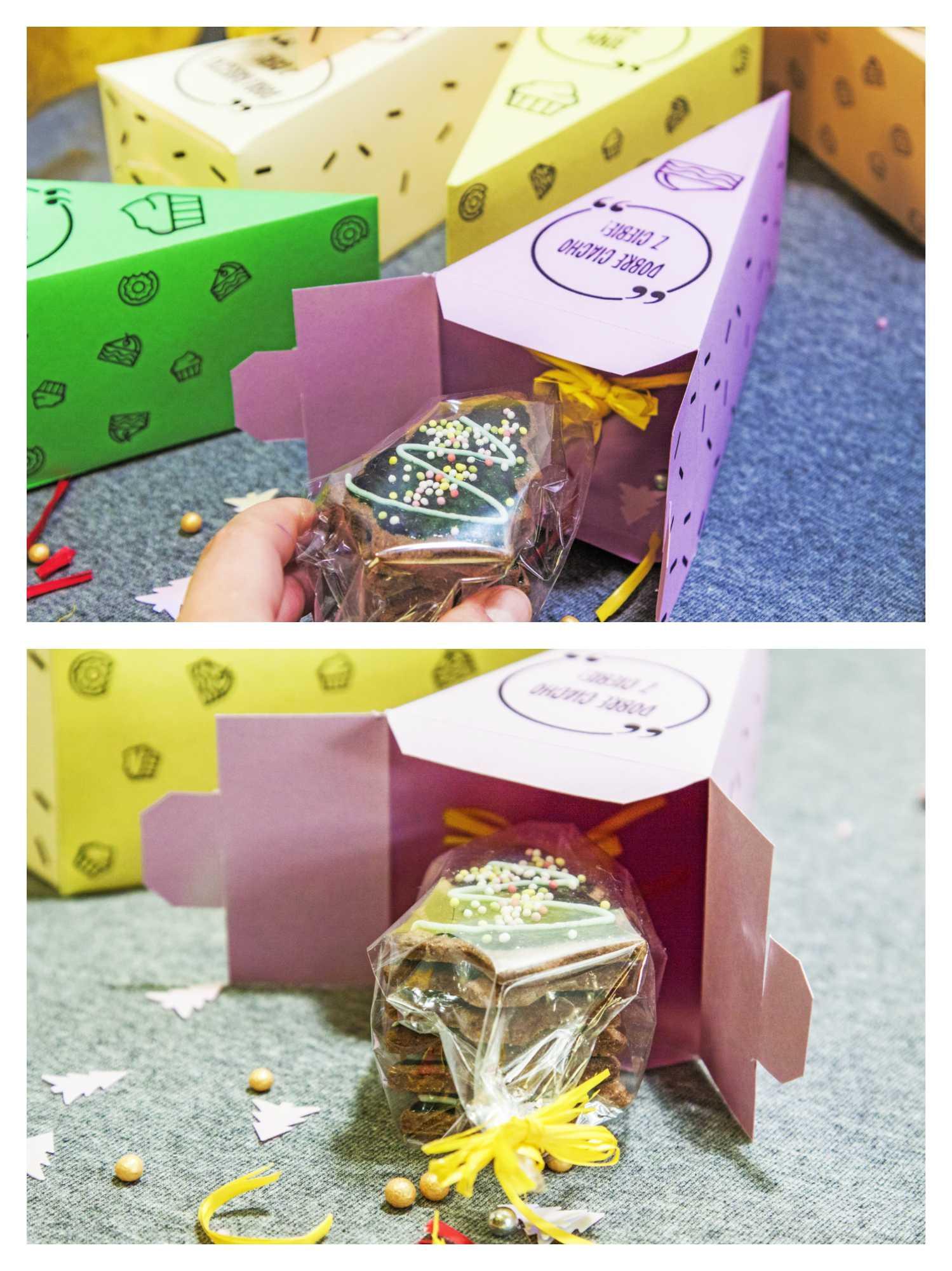 pudełka na słodycze