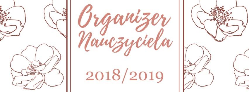 Organizer Nauczyciela 2018-2019