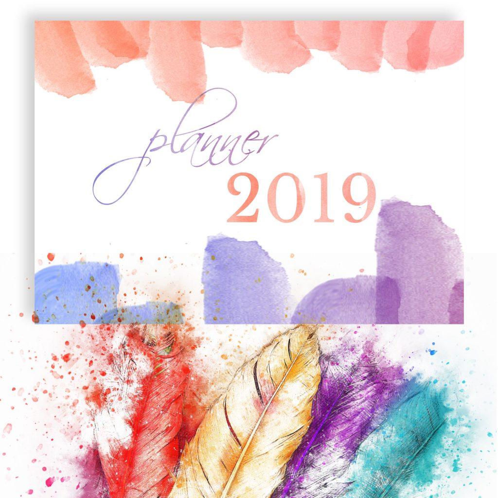 planner 2019 chytra sztuka