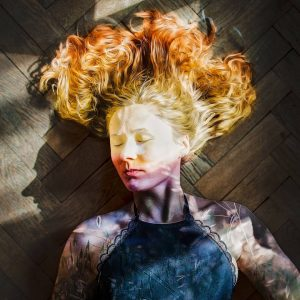 chytra sztuka fotomontaż