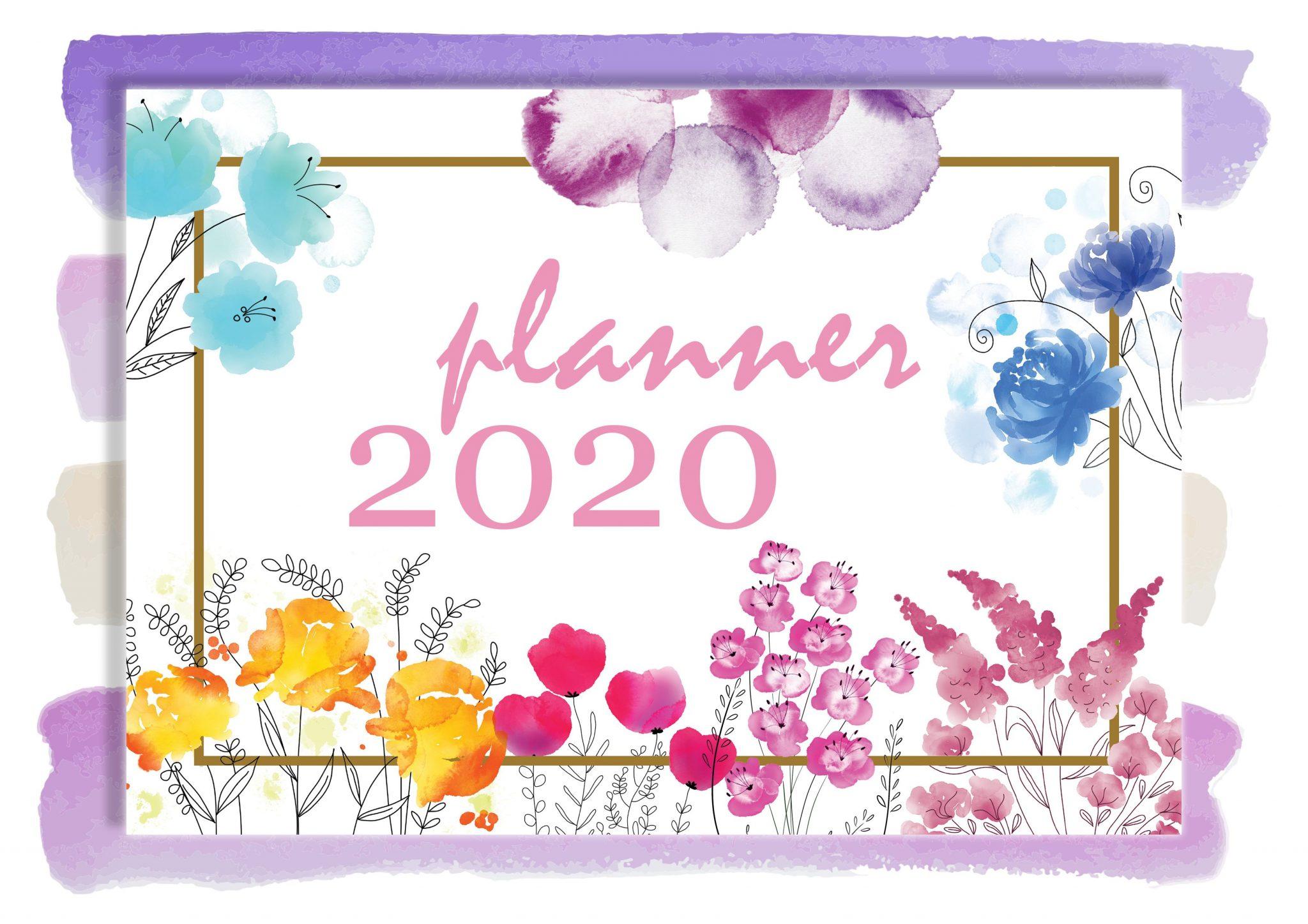 planner 2020 chytra sztuka